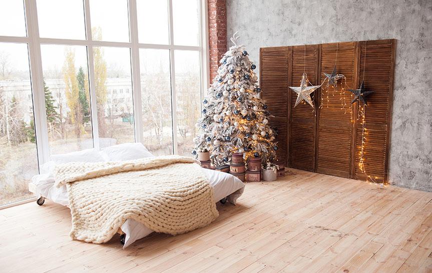 Sorprende a tu familia con una decoración de Navidad original
